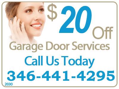 Garage doors dickinson for Garage door repair dickinson